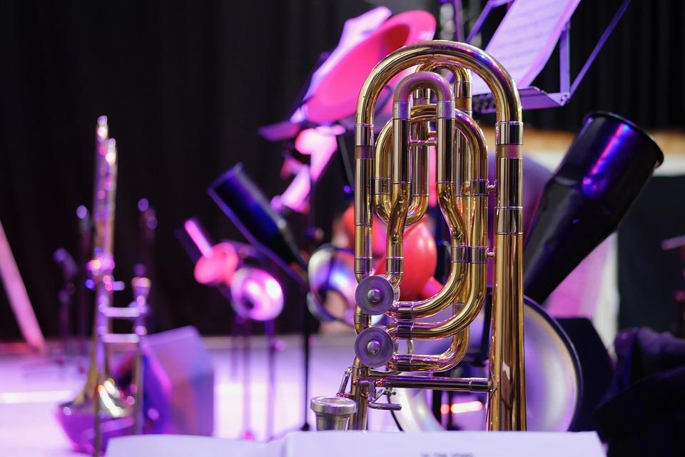 Partes del trombón