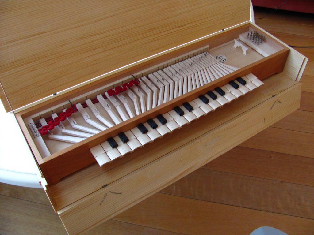 diferencias clavicordio y piano