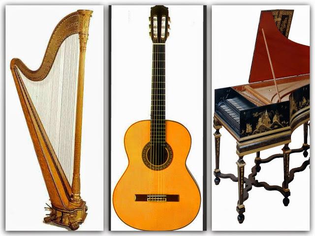 instrumentos cordofonos