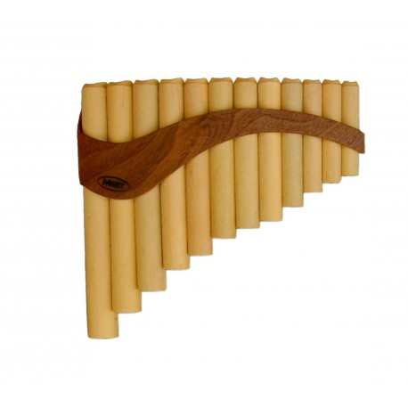 como tocar la flauta de pan