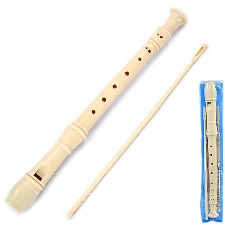 Flauta dulce aprende sobre ella