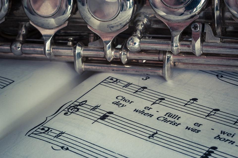 flautín instrumento musical