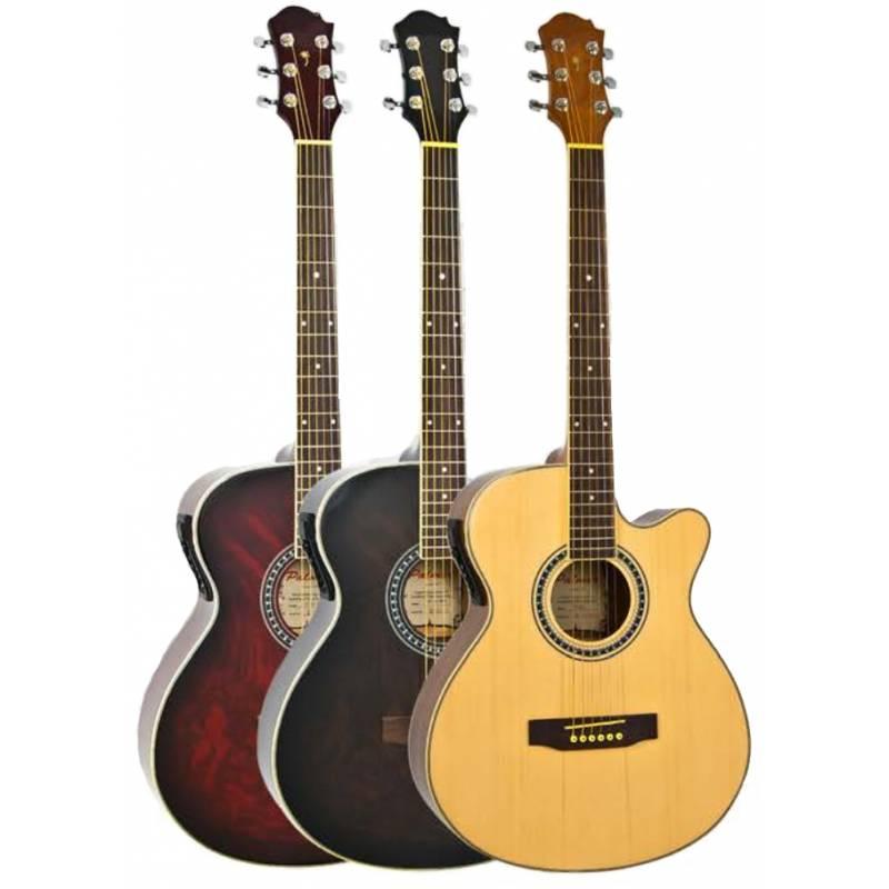 Así es una guitarra clásica
