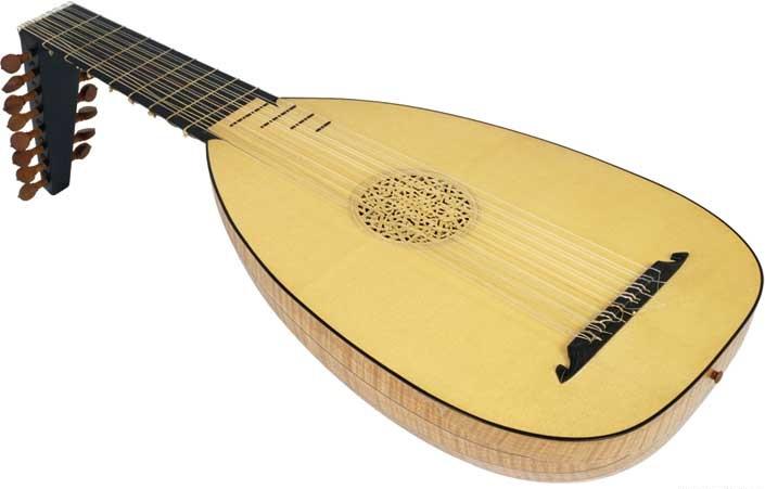instrumento musical Laúd