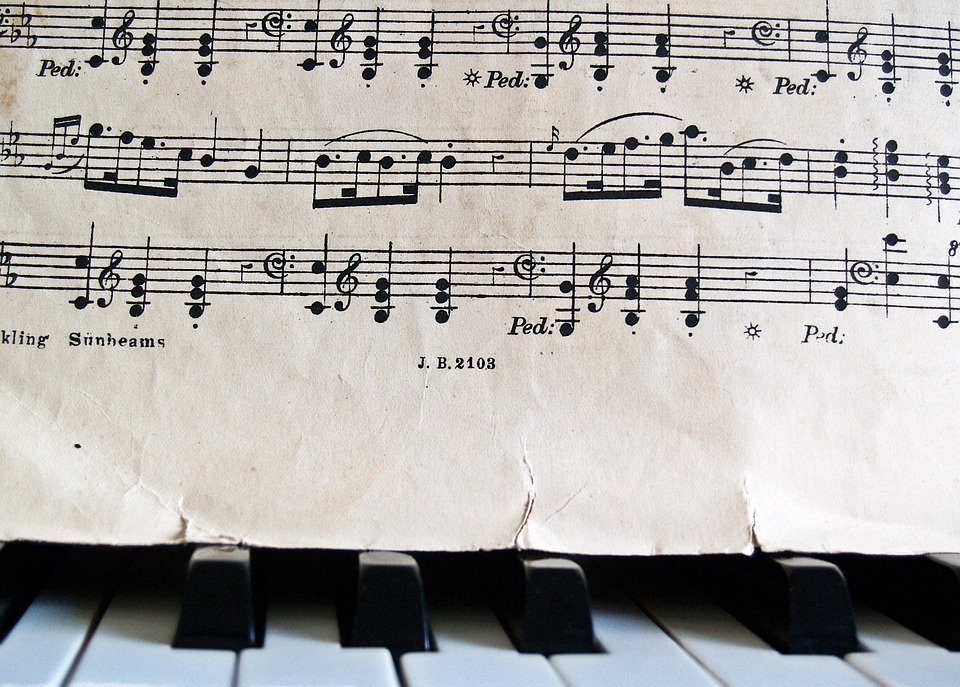 Notas de Piano