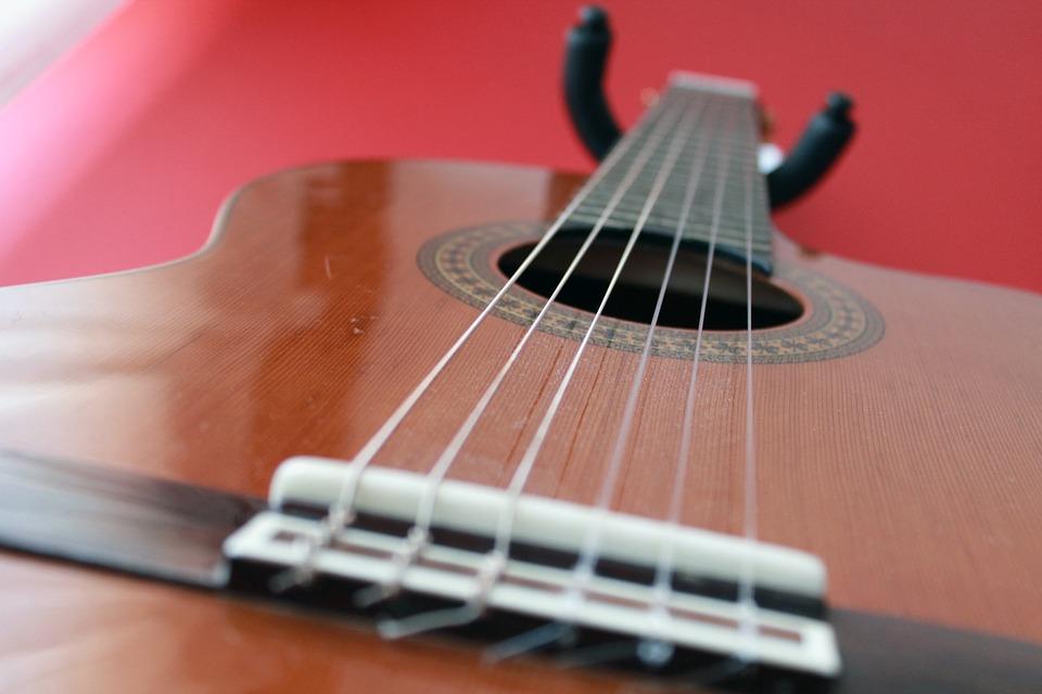 como leer las partituras de guitarra