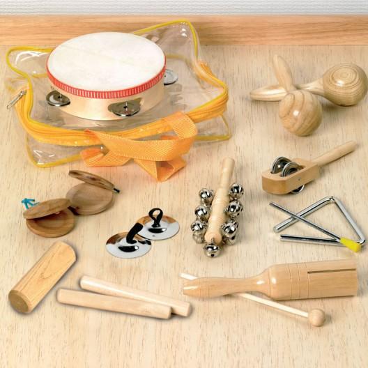 Conoce los Instrumentos de percusión