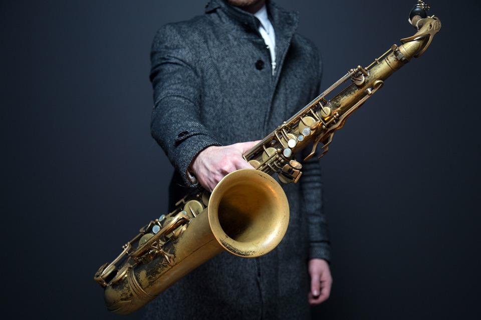 partes del saxofón