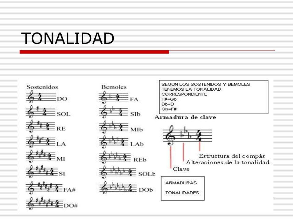 tonalidad musical